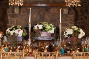 Rustic Glam Barn Wedding
