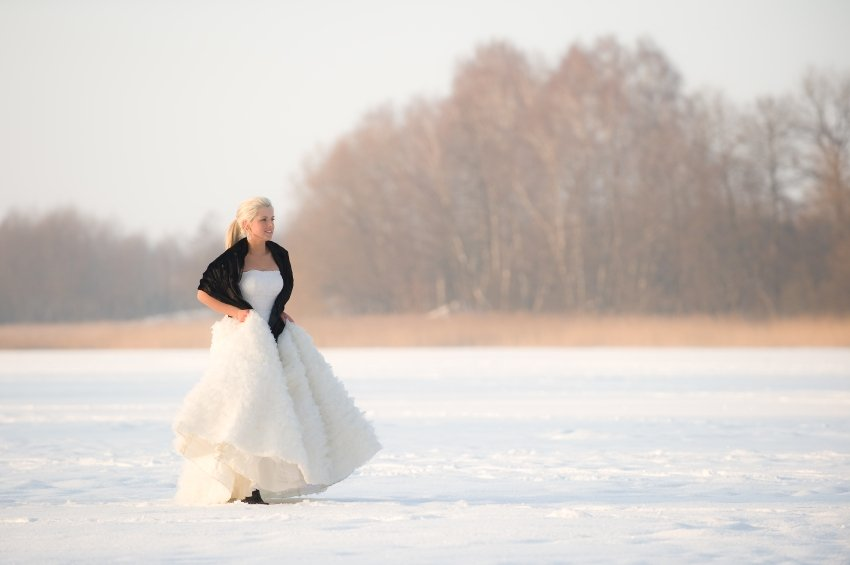 Rustic Wedding Winter